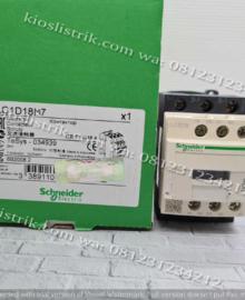 Contactor LC1D18M7 Schneider