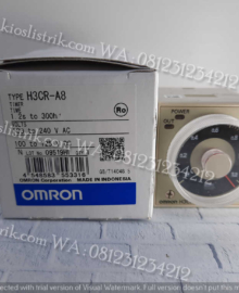 Timer Omron H3CR-A8