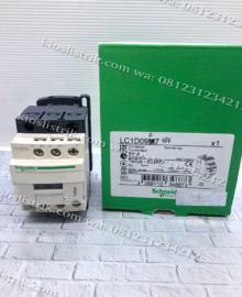contactor LC1D09E7 Schneider, contactor schneider, jual contactor murah, contactor lc1d09e7, schneider
