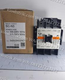 Contactor Fuji SC-N3