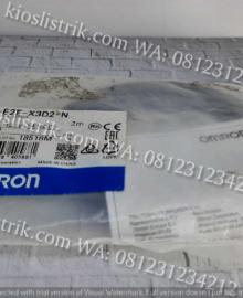 proximity switch e2e-x3d2-n omron
