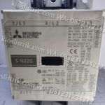 magnetic contactor s-n220 mitsubishi