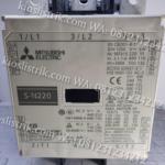 magnetic contactor s-n220 mitsubishi