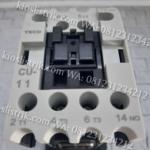 magnetic contactor cu-11 teco
