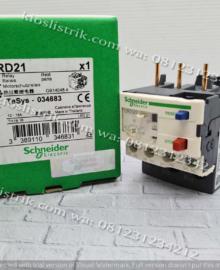 overload relay LRD21 Schneider