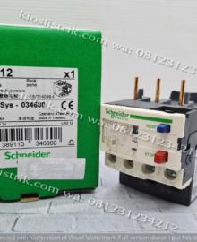 Overload Relay LRD12 Schneider