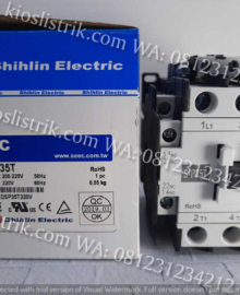 contactor shihlin S-P35T