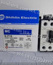 Contactor Shihlin S-P16