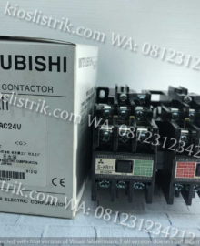 Magnetic Contactor S-KR11 Mitsubishi