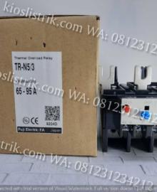 Jual Thermal Overload Relay TR-N5/3 Fuji Electric
