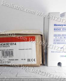 Honeywell R4343E1014 Flame Safeguard