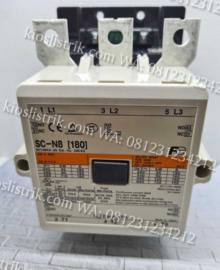 Magnetic Contactor SC-N8 Fuji
