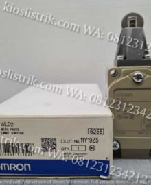 Limit Switch WLD2 Omron