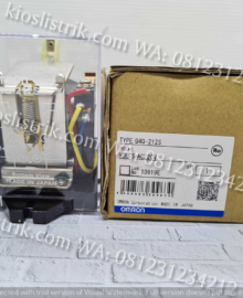 Relay G4Q-212S Omron