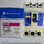mccb BM100-MN Shihlin