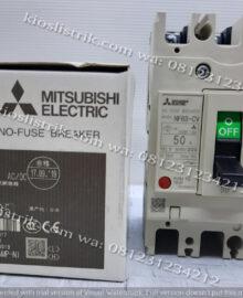 No- Fuse Breaker NF63-CV Mitsubishi
