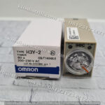 Timer H3Y-2 Omron