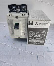 NFB MITSUBISHI NF30-CS 2P 20A