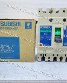 No- Fuse Breaker NF125-CW Mitsubishi
