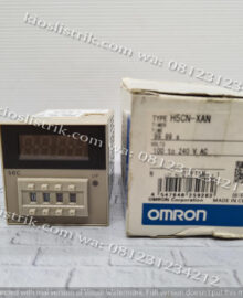 Timer Digital H5CN-XAN Omron