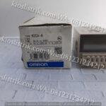 Digital Timer Omron H3CA-A