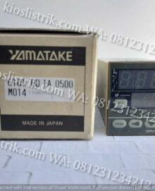 Temperature Controller C10T 6D TA 0500 M014 Yamatake