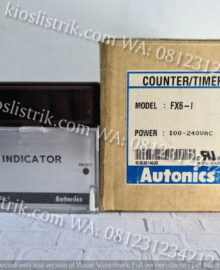Counter/Timer FX6-1
