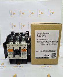 Magnetic Contactor SC-N1 50A 220V Fuji Electric