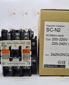Magnetic Contactor SC-N2 60A 3P 220Vac