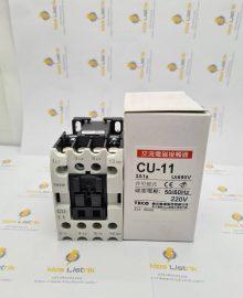 CU-11 220V Contactor Teco CU-11 25A 220V